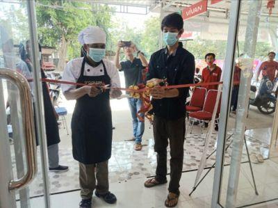 D'Golden Bakery Desa Lubuk Muda Hadir Sajikan Aneka Rasa Roti dan Discount