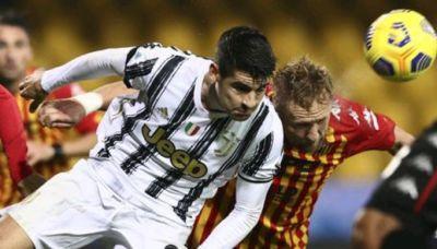 Ditahan Benevento, Juventus Gagal Tempel AC Milan di Klasemen Serie A