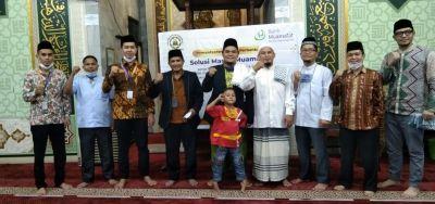 DMI Kota Pekanbaru & BMI Goes to Masjid, Tandatangani MoU Wujudkan Masjid Preneur