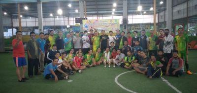Sempena HGN 2020, Jalin Keakraban PS PGRI Pekanbaru Gelar Futsal Internal