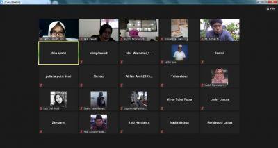 Unilak Gelar Peringatan Israj Miraj Secara Online
